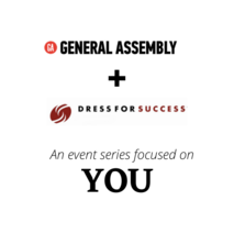 Dress for Success + GA Event Series