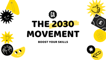 The 2030 Movement: A Global Free Festival to Boost Your Skills