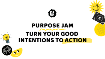 Purpose Jam: A Guide to Turning your Good Intentions into Action