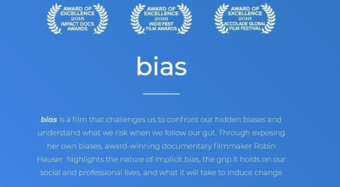Virtual Panel & Free Film Screening: Bias Documentary