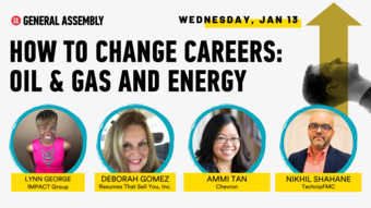 How to Change Careers: Oil&Gas and Energy
