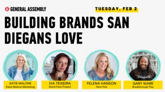 Building Brands San Diegans Love