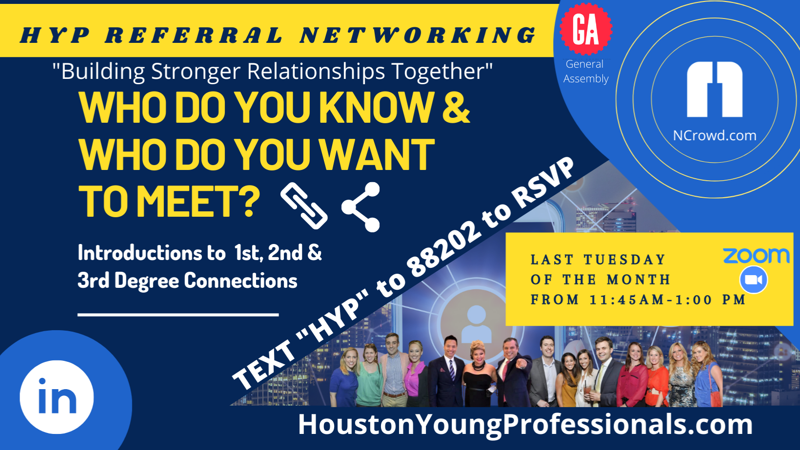 HYP Referral Networking: Building Stronger Relationships Together