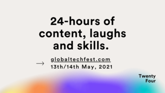 [Global Fest] Free Workshops to Build Yourself UP!