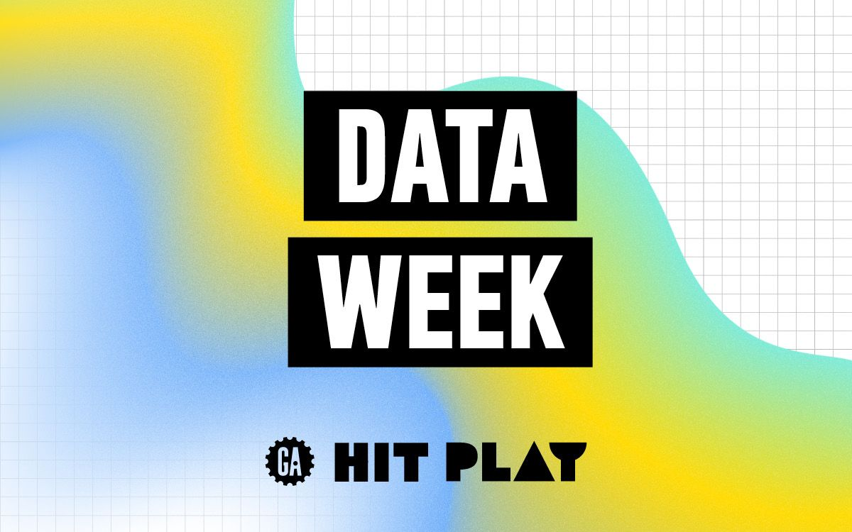 Data Week |  Intro to Data Visualization & Tableau