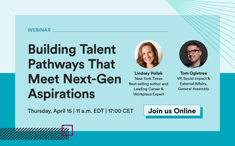 Building Talent Pathways That Meet Next-Gen Aspirations