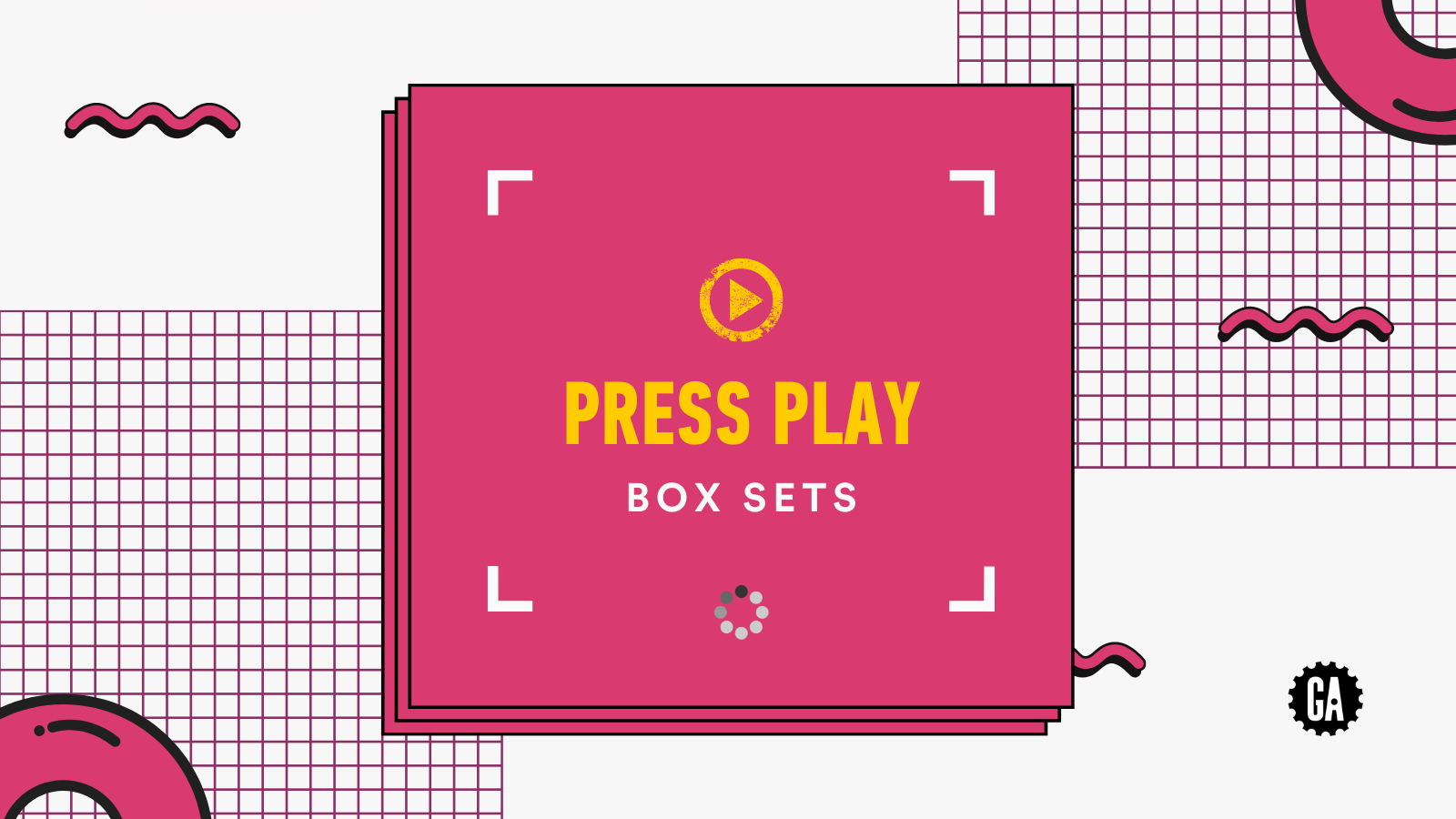 [Press Play] Boxsets | How to Freelance