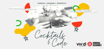 Vivid Sydney 2021 | Cocktails & Code