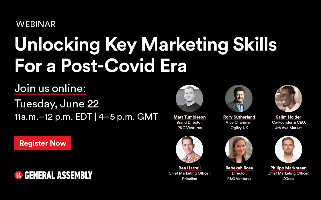 Unlocking Key Marketing Skills for a Post-Covid Era