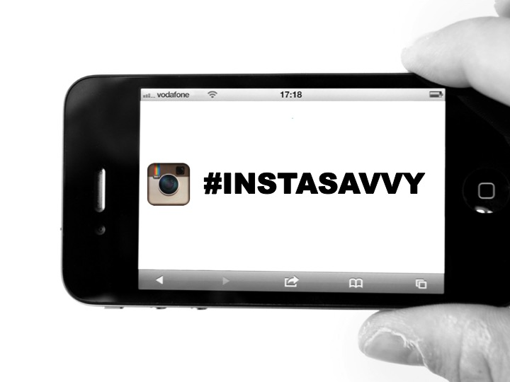 #InstaSavvy: Building Communities with Instagram