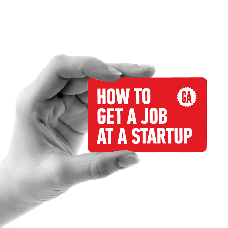 How to Get a Job at a Startup
