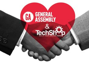 General Assembly Meets TechShop