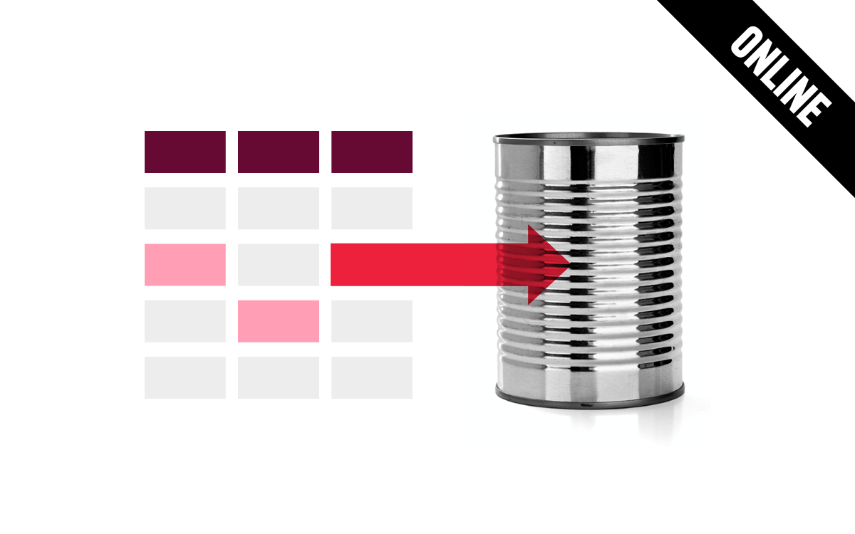 Excel Tools for Fast In-Memory Data Analysis (Online Class)
