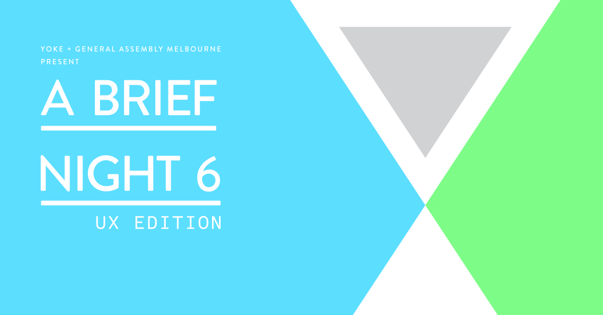 A Brief Night 6 - UX Edition