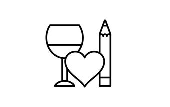 Drink + Draw