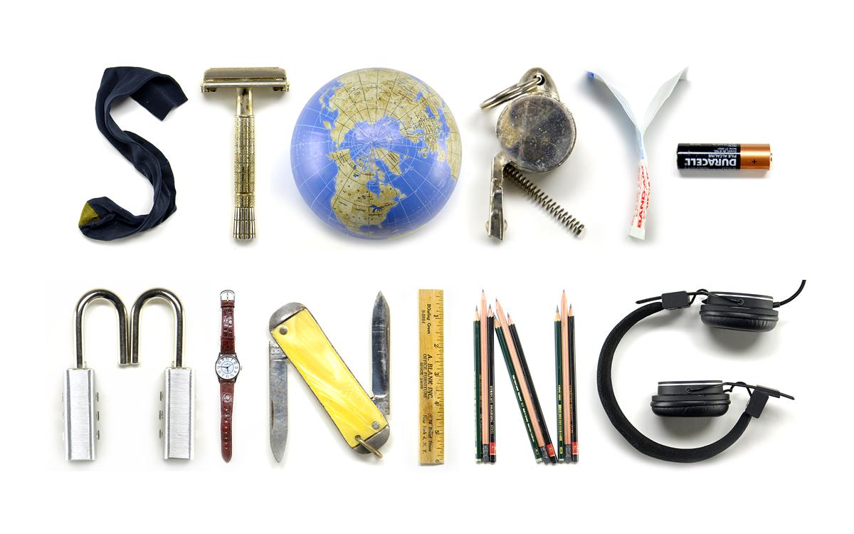 Using Data Analytics to tell 'THE STORY'