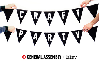 Etsy Global Craft Party Celebration 2016
