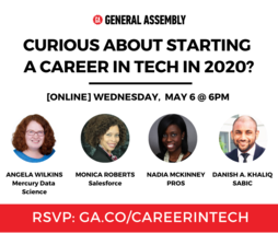 [Assembling Online] Curious about Starting a Career in Tech in 2020?