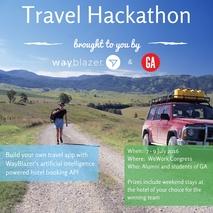 GA + WayBlazer Travel Hackathon