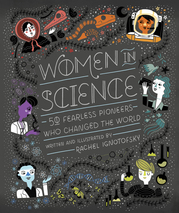 Women in Science: The Challenges Facing Women in STEM, and the Power of Illustration to Affect Change