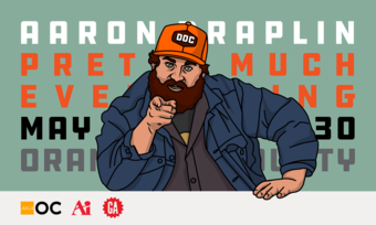 Pretty Much Everything: The Whole Story Behind Our Book with Aaron Draplin