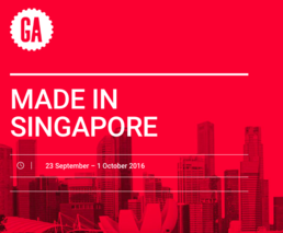 [MADE IN SINGAPORE] Creativity in the Kitchen and Beyond