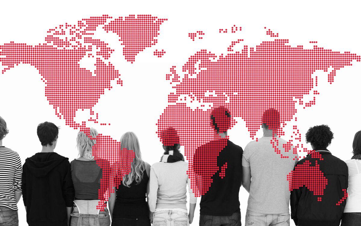 Globalisation to Glocalisation: Asia Exploration