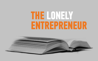 Book Talk with Michael Dermer: The Lonely Entrepreneur