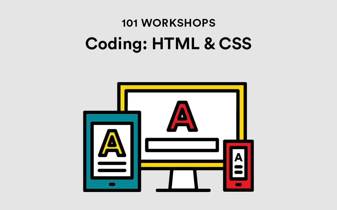Coding 101: HTML & CSS (Online)
