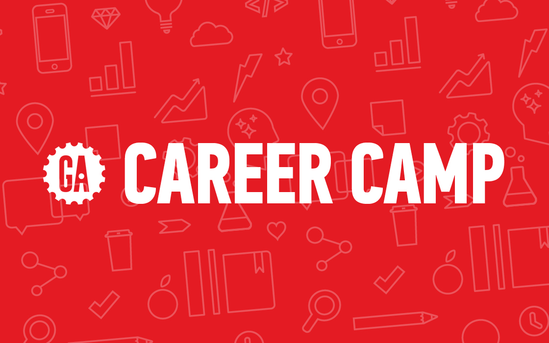 Career Camp | Landing a Job at a Startup