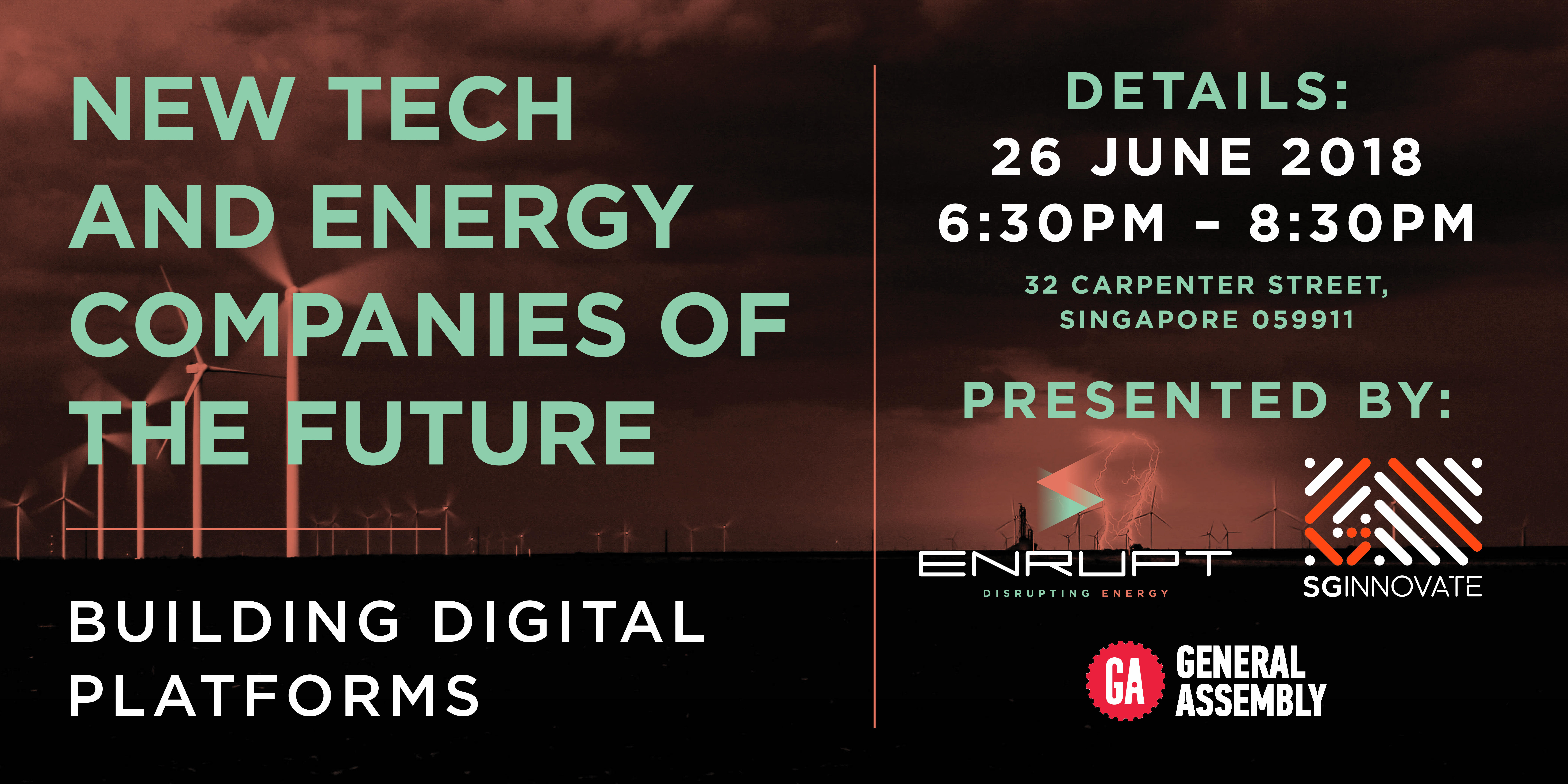 New Tech and Energy Companies of the Future