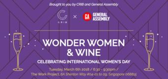 Wonder Women & Wine: Celebrating International Women's Day