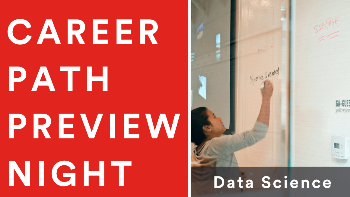 Career Path Preview Night: Data Science