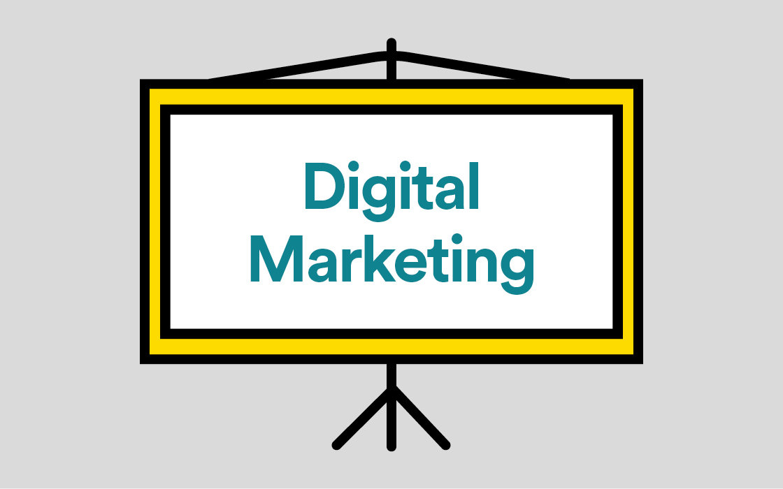 Info Session - Digital Marketing