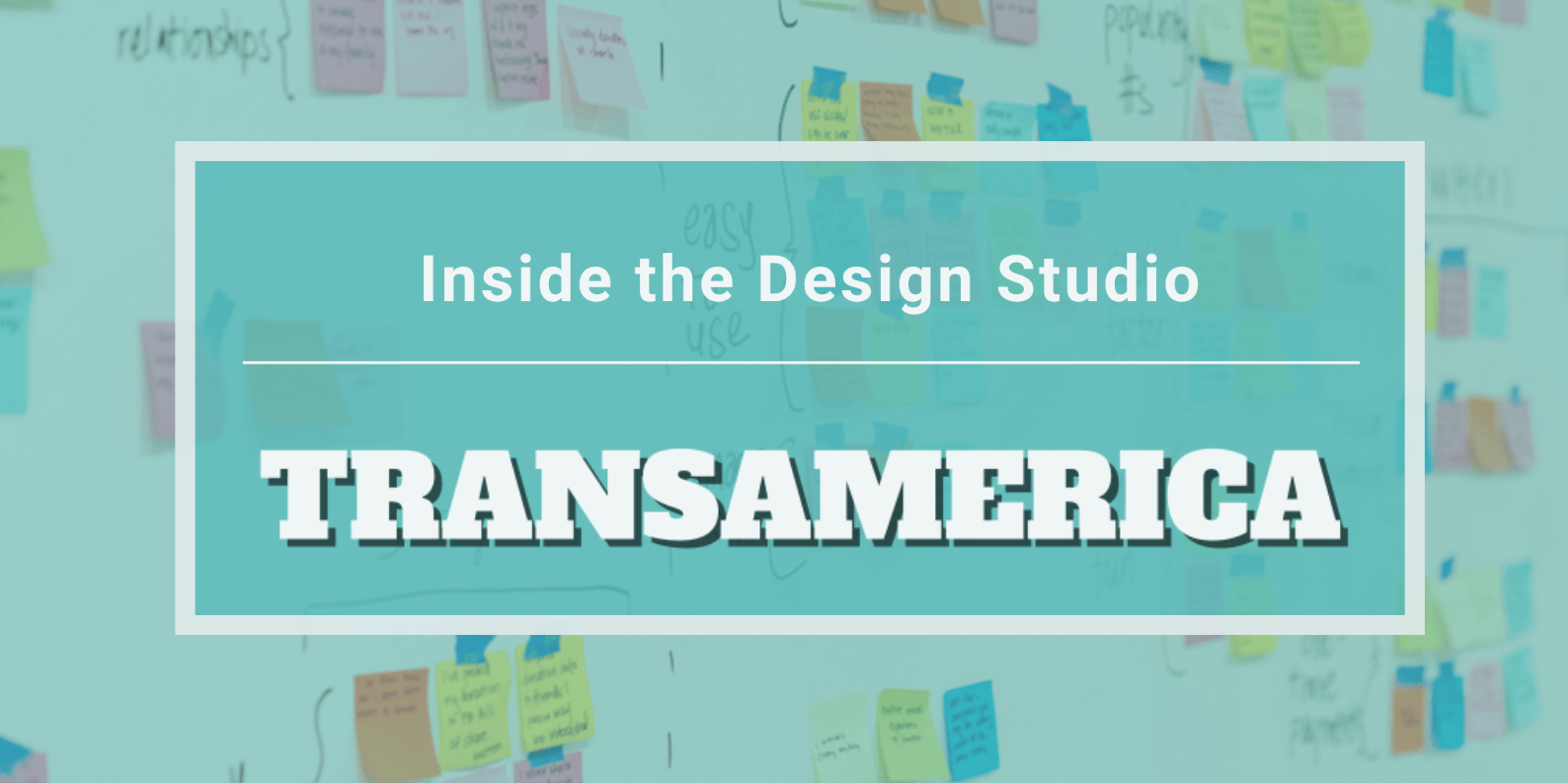 Inside the Design Studio: Transamerica