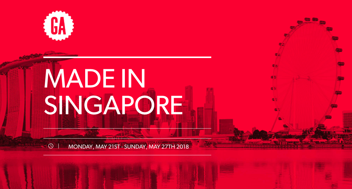 Made in Singapore: Evening about Travel and Hospitality