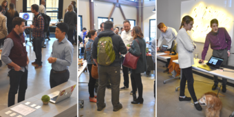UX Design & Data Science Showcase Happy Hour!