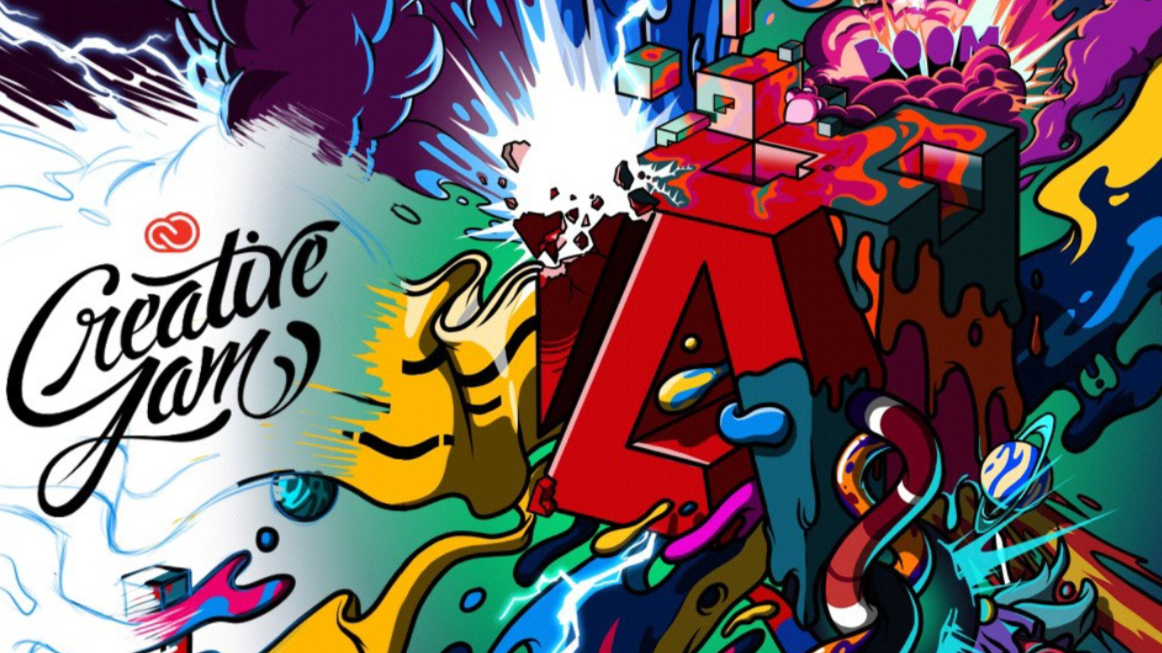 "Adobe x General Assembly: Creative Jam ""Recycling as a lifestyle"""