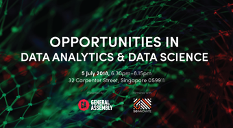 Career Conversations:  Opportunities in Data Analytics & Data Science
